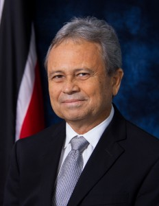 Minister Colm Imbert