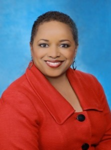 Senator the Honourable Allyson West, Minister in the Ministry of Finance