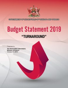 Budget Statement 2019 - Ministry of Finance